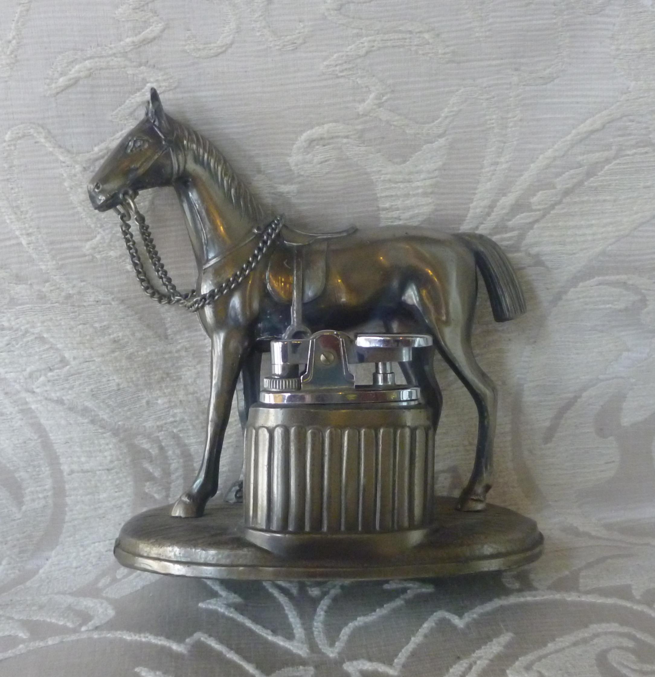 accendino cavallo 002