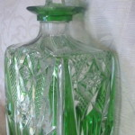 bottiglia cristallo boemia 005