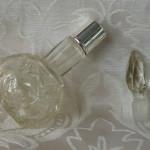 bottiglia profumo collo alto L. 1920 006