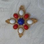 sara cov. spilla croce maltese patriottica 007