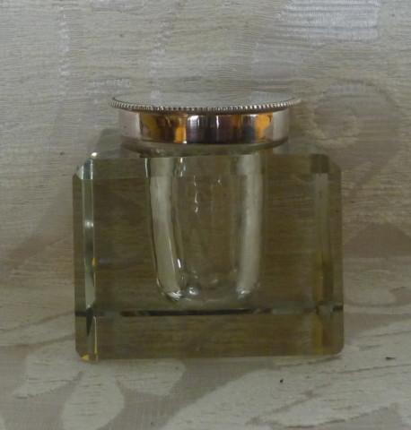 scaldacucchiaio, vaso argento, calamaio inglese calamaio danese 026