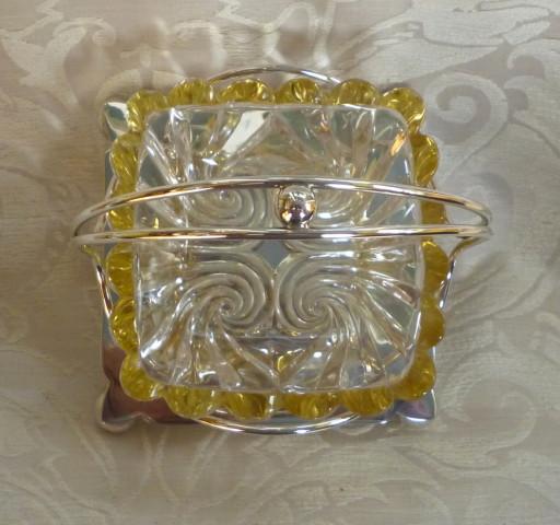 cestellino con vetro giallo sheffield 003