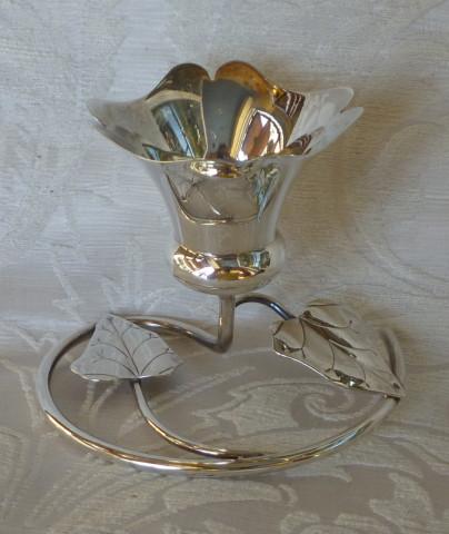 vasetto con foglie art nouveau 2