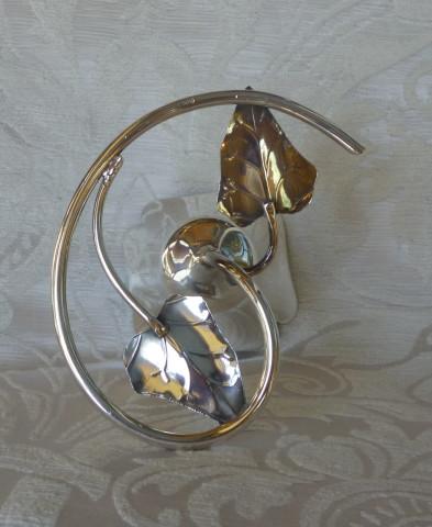 vasetto con foglie art nouveau 4