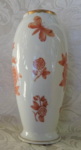 vaso herend arancione 002