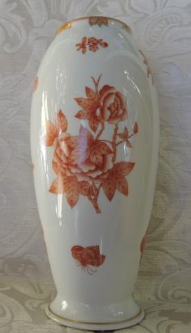 vaso herend arancione 003