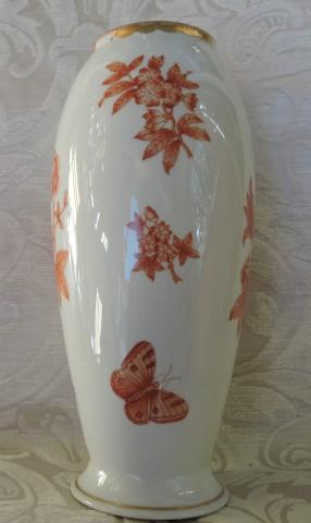 vaso herend arancione 004