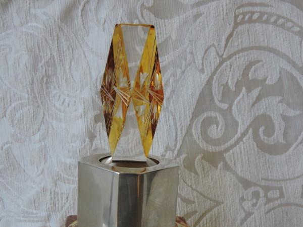 bottiglia cristallo deco 014