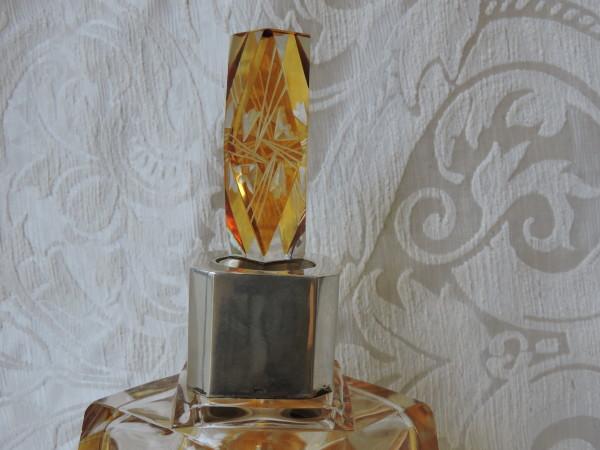 bottiglia cristallo deco 015