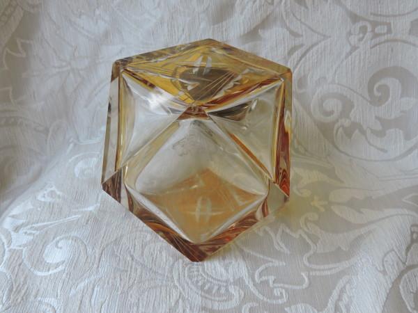 bottiglia cristallo deco 018