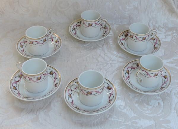 1 Bianco Grandi Oxford forma Fine Bone China tazza bicchiere circa una pinta