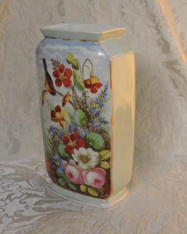 Art 9024 vaso vittoriano di porcellana dipinto a mano for Mobiglia o mobiglia